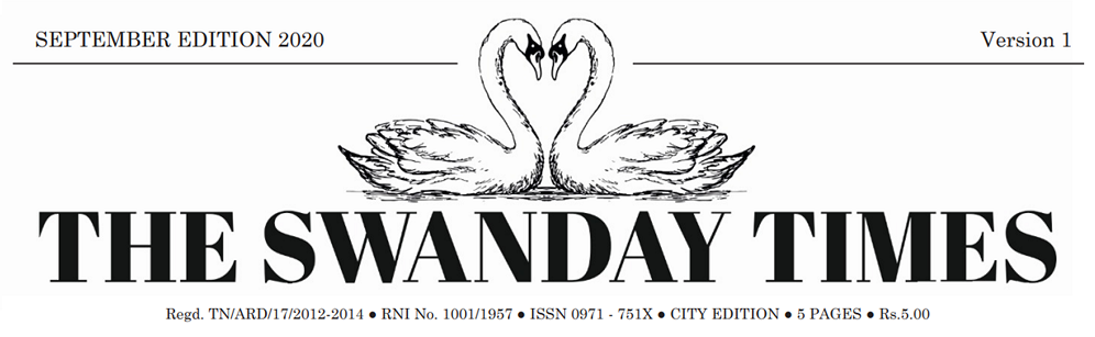 Swanday Times September 2020